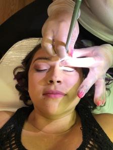 eyebrow microblading experience